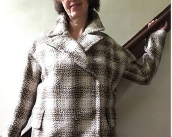 Great Plaid Coat