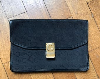 POUCH VINTAGE CELINE Made in France