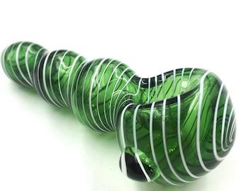 4.5 inch green hand art