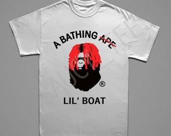 BAPE A Bathing Ape Kaws Key Ring Chain Keyring Urban Street Wear Keychain