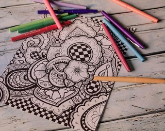 Printable Coloring Page 5