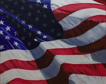 American Flag (print)
