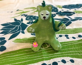 Forest Spirit Bear Animal Totem