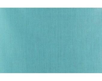 Turquoise linen coated Trendy UNI