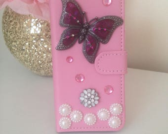 Iphone 5s Bling Case