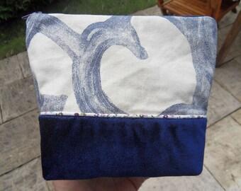 Blue makeup Kit