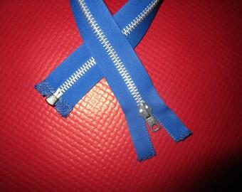 closure blue separable hard metal 54cm