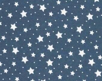 Last coupon 80 * 160 cm - Jersey cotton sky blue mirage