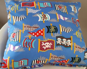 Pillow cover pirates 40 x 40 cm