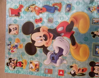Stickers stickers Mickey Mouse
