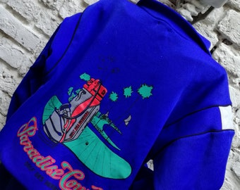 Sweatshirt PARADISE COUNTRY for a set of Vintage outerwear
