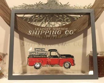 Shipping Company Sign