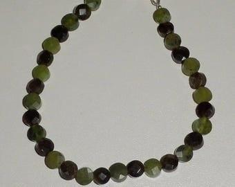 Love jade Golden Obsidian bracelet