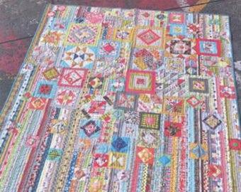 Gypsy Wife pattern by Jen Kingwell
