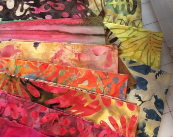 Color Daze pre-cut batik bundle from Moda