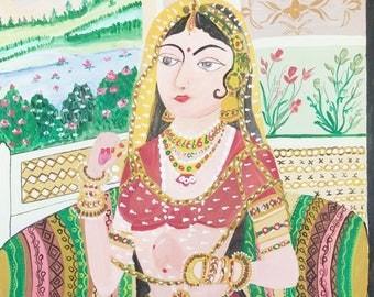 Traditional Portrait