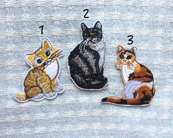 Cat Patches - Iron on patch