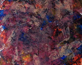 Abstraction Abstract Art abstract painting original abstract painting acrylic on cardboard 170529