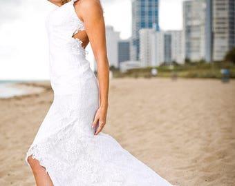 Beach Wedding Dress - Nerissa