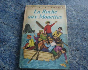 the rock to the SEAGULLS Jules Saudeau 1978 Excellent condition