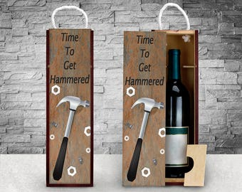 Christmas gift gift for dad fathers day present dad gift unique gift for dad present for dad wine gift gift for him wine lovers gift
