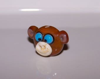 Lampwork Glass monkey