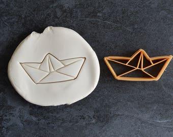Boat Origami paper cutter