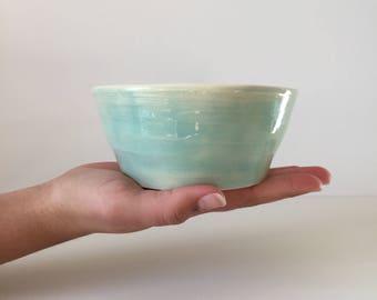 Mist Green Bowl