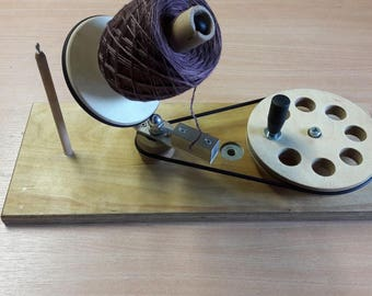 Wool wrappers made of wood, Mega Ball winder, Woolwinder, Wool winder,