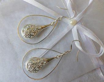 """""""Bubble"""" earrings"""