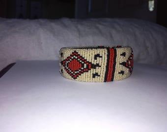 African theme bracelet