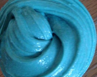 2oz Blue raspberry slime