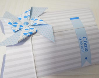 BOX to sweets or gifts customizable with windmill