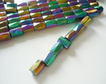 Lot 100 magnetic beads - mix colors