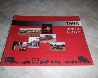 Case IH 1994 Farm Equipment Buyers Guide