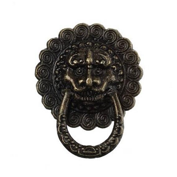 1 handle - bronze - size: 24 mm