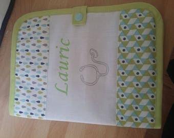 Custom lime health book