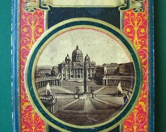 Ricordo di Roma Vintage Tourist Guide Parte I and Parte II