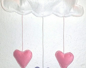 Mobile cloud and its pretty hearts