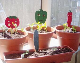 veggie garden stakess