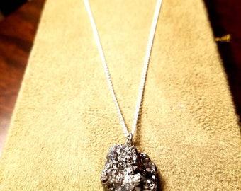 Moon Rock necklace