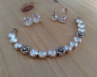 Swarovki crystal set