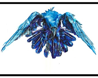 Raven Flight - Original