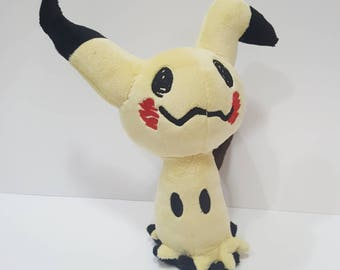 Pokemon Mimikyu custom plush - ready to be shipped