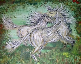 Raging stallions