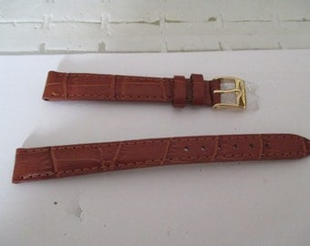 wristwatch leather black or brown