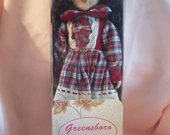 Greensbara Porcelain Doll Collection