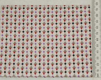 "Fabric patchwork ""Modern Romance"" - Marcus - 01"