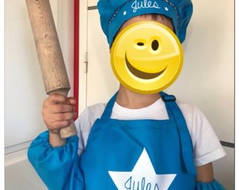 All Cook apron child name