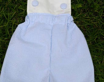 Newborn boys romper